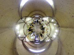 360° Video Kamera Test