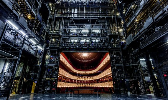 Hinter den Kulissen des Thalia Theaters