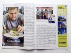 """Restaurantfotos und """"Kreative Küchen"""""""