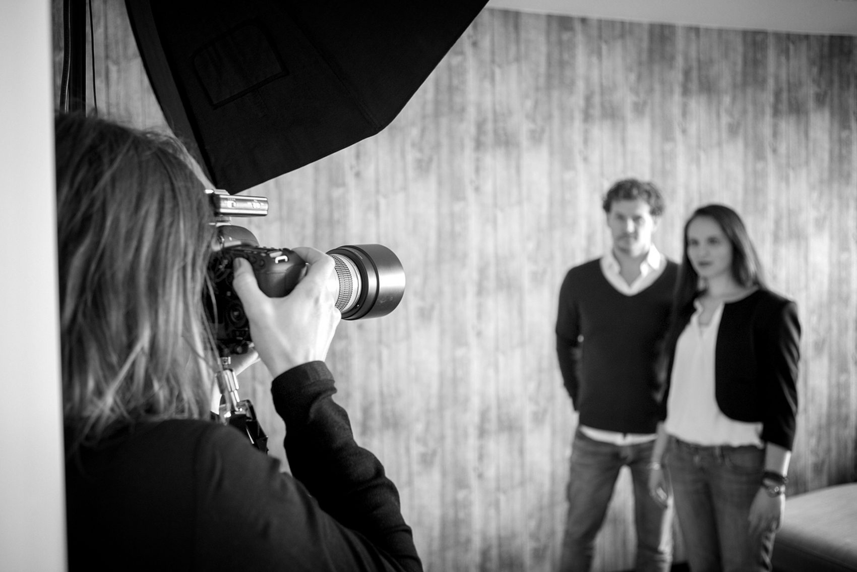 Behind the Scenes Heireco Mental Coaches Shooting