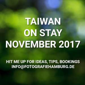 Taiwan On Stay November 2017