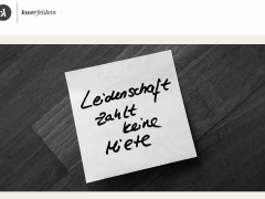 """Mein Gastartikel im kwerfeldein – Magazin """"Leidenschaft zahlt keine Miete"""""""