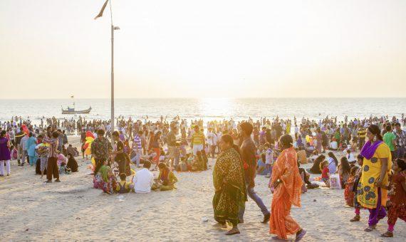 Buntes Süd-Indien