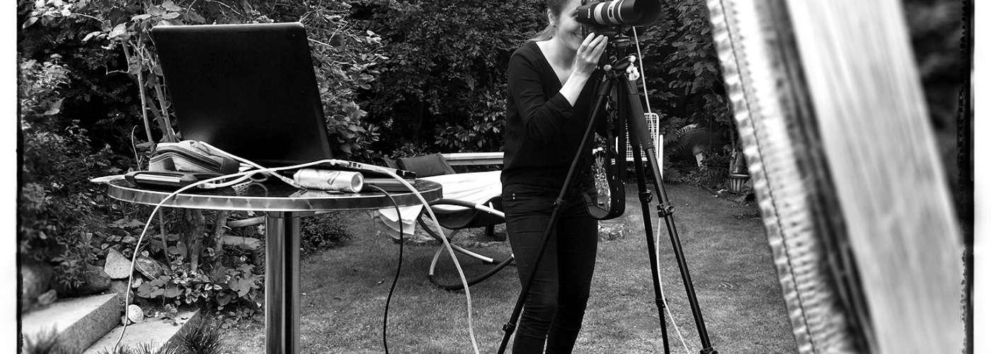 Making Of Foto B´90 Die Grünen