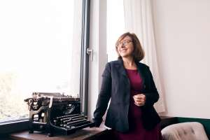 Texterin Daniela Schulz vom Reden Atelier im Interview über Digitalisierung für die Hamburger Wirtschaft