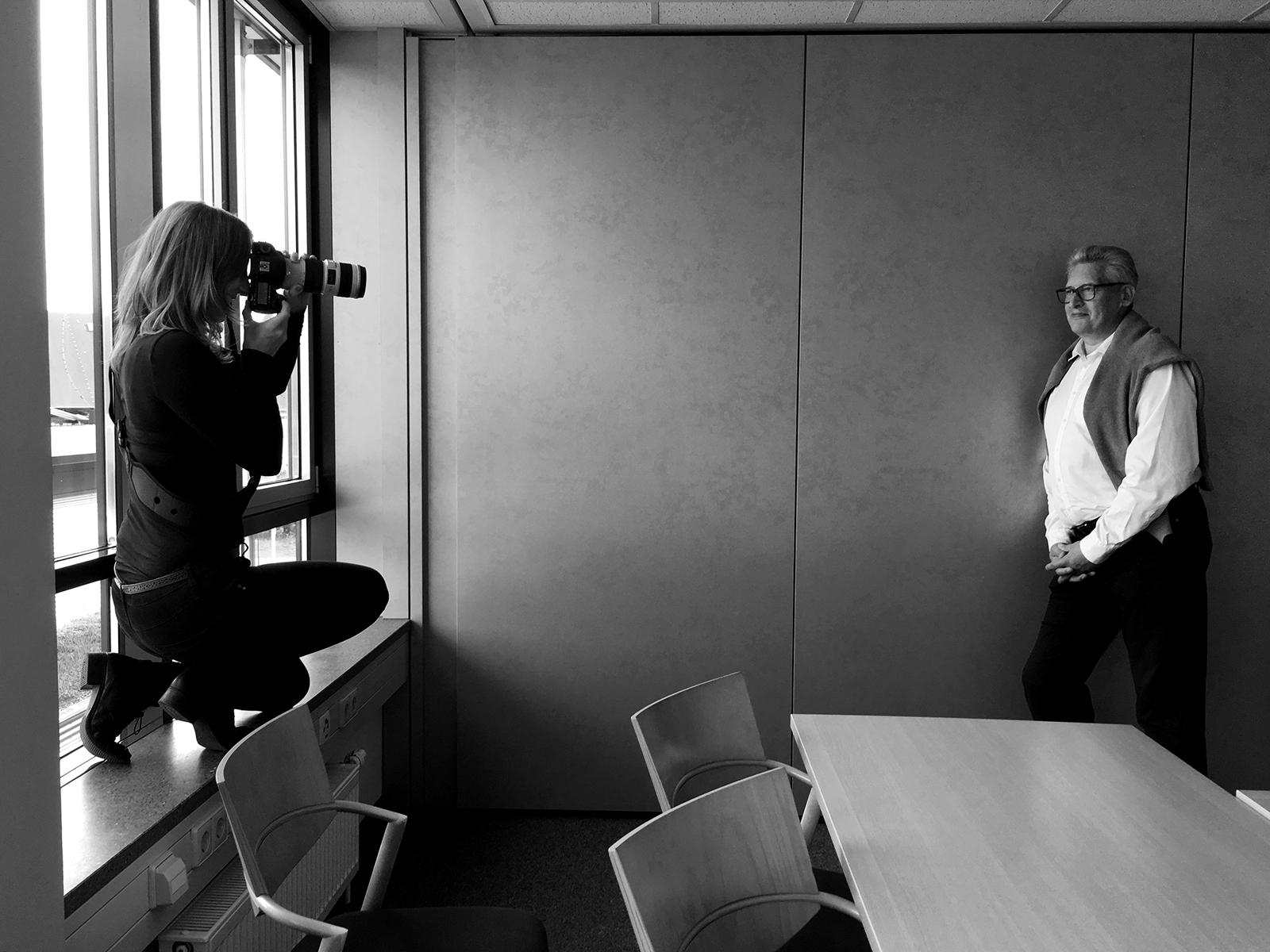Making Of von Shooting Masuch + Olbrisch Ingenieurgesellschaft für das Bauwesen mbH im ADAC Fahrsicherheitszentrum Lüneburg