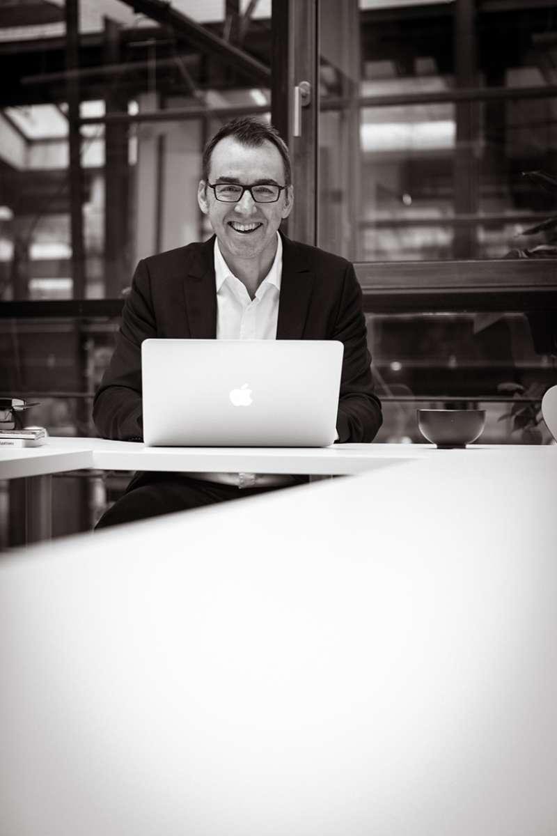 Gerald Falkenburg Coaching, Strategie, Marktforschung