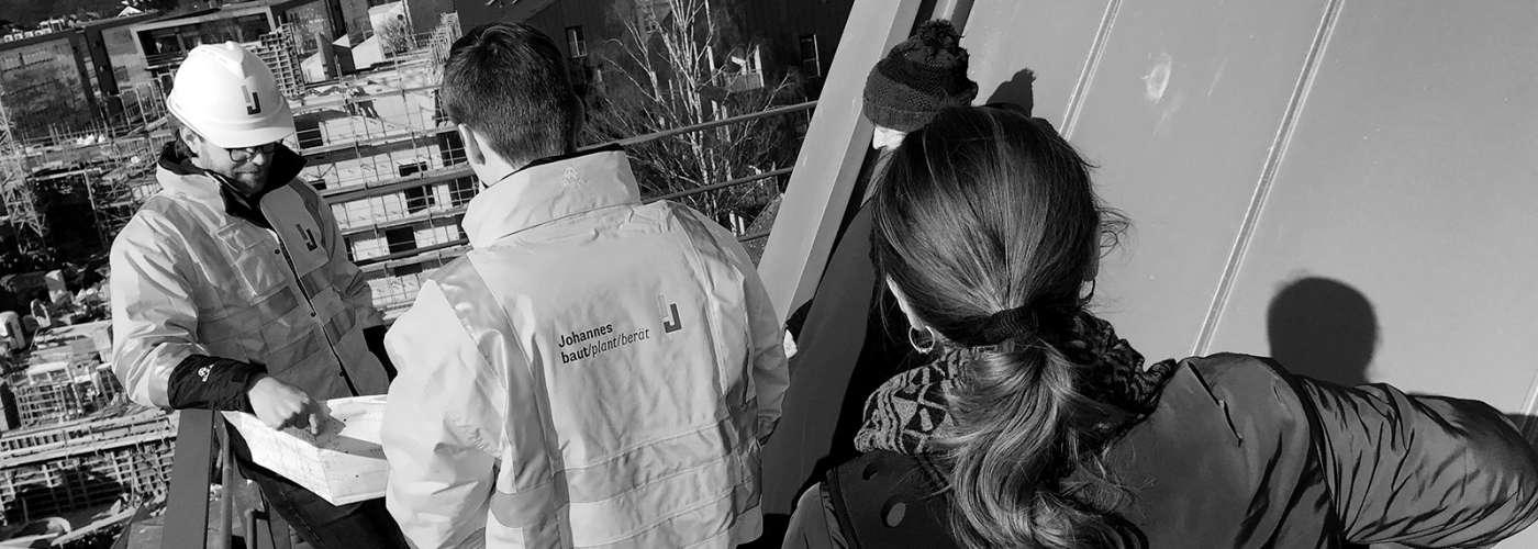 Shooting Making Of Bauunternehmen Willy Johannes Bau GmbH & Co. KG