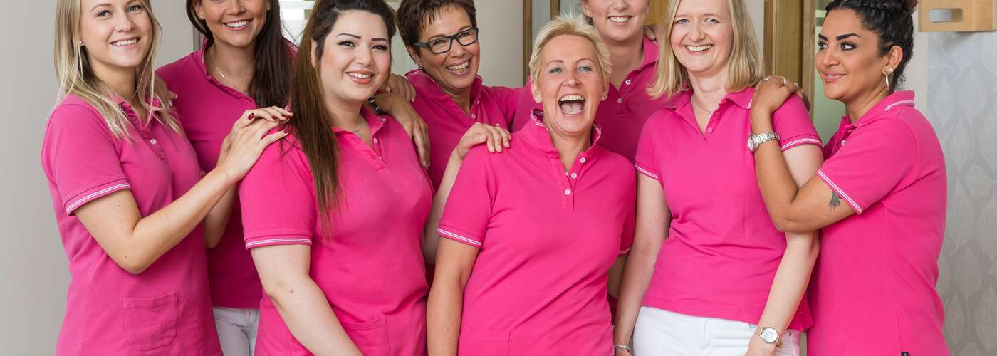 Mitarbeiter-Portraits und Teamfotos der Zahnarztpraxis Geesthacht