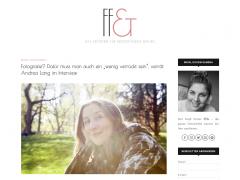 Mein Interview bei Frau, frei & über Fotografie