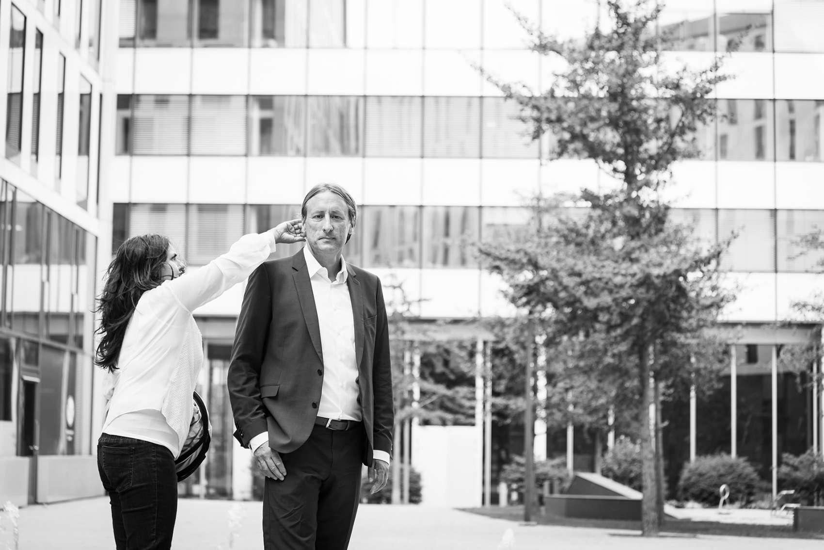 Thorsten Visbal, Unternehmensentwicklung & Konfliktlösungen