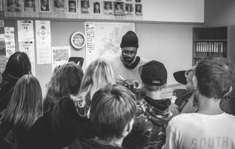 Rapper Samy Deluxe über Stadt vs Land