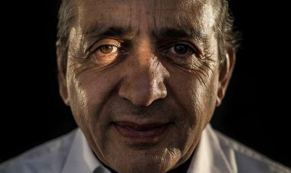 Architekt Hadi Teherani