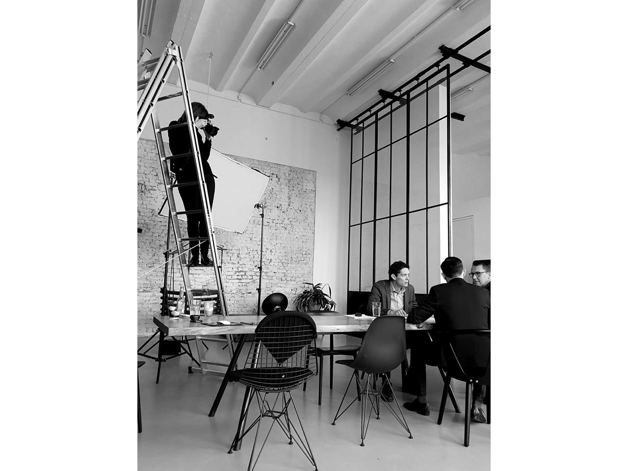 Making Of vom Shooting mit bauass Versicherungsmakler GmbH, Versicherungslösungen für die Bauwirtschaft