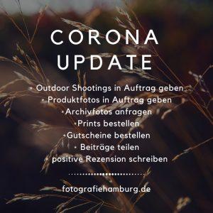 Corona Update fotografiehamburg.de