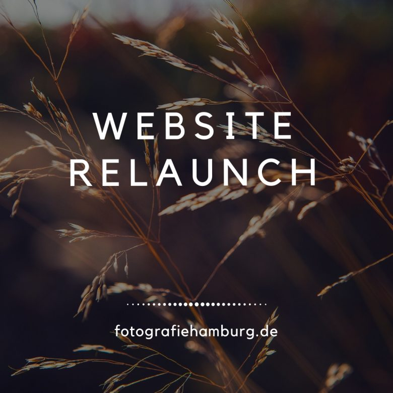 Website Relaunch fotografiehamburg.de