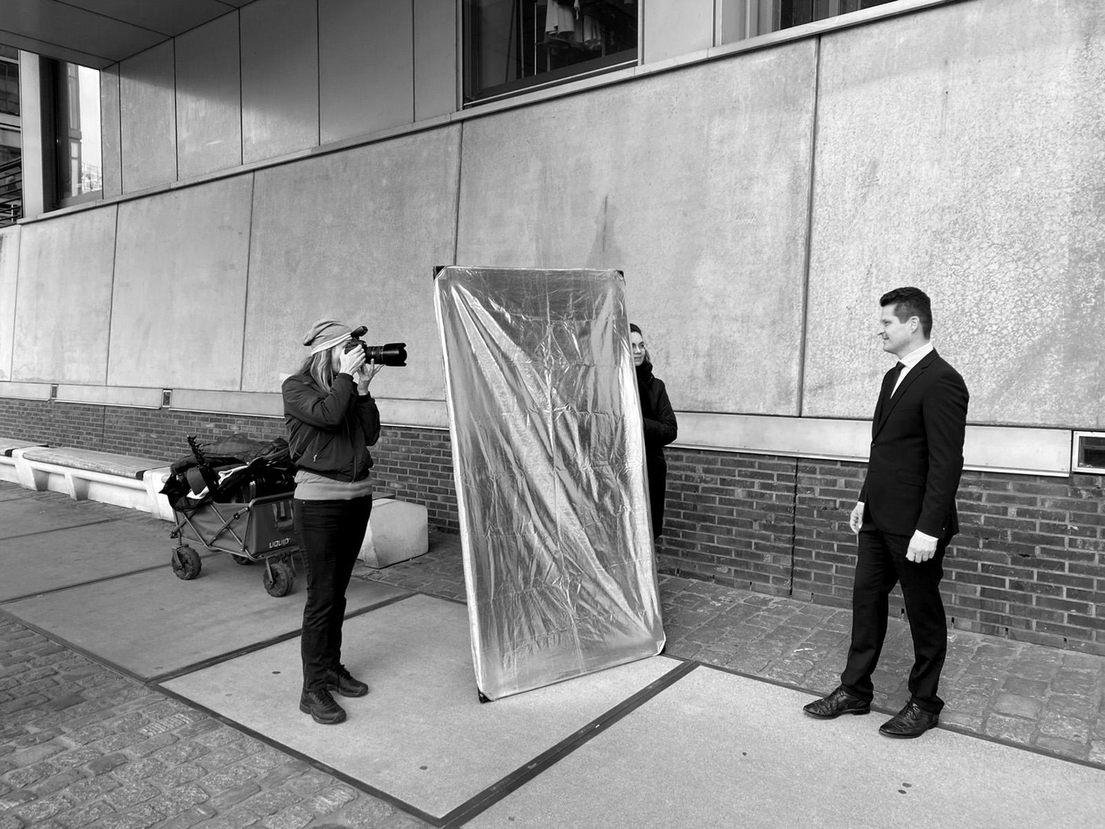 Making Of Frank Hoffmann Immobilien