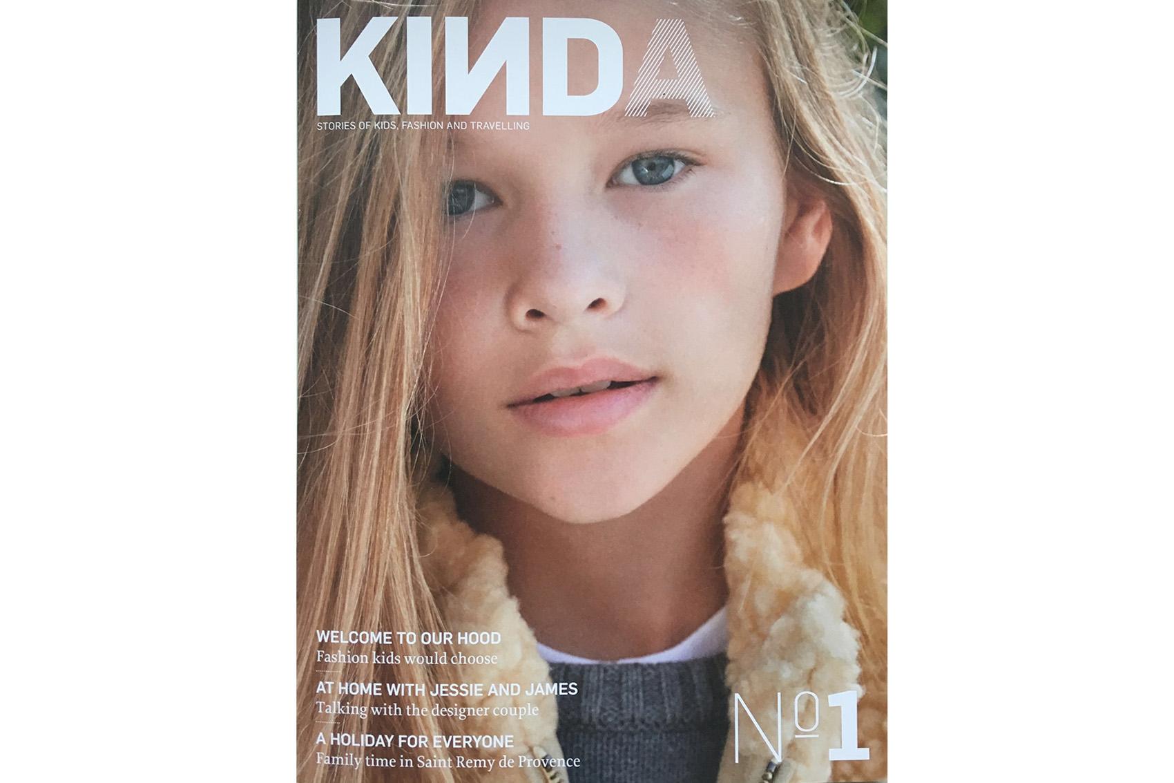 KINDA Magazin über Stückgut & Zero Waste