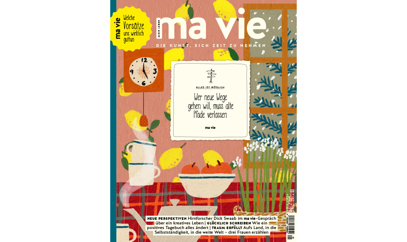 Magazin Ma Vie Traum erfüllt Stückgut