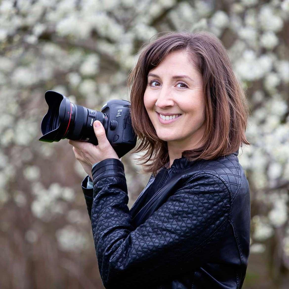 Portrait von Fotografin Andrea Lang